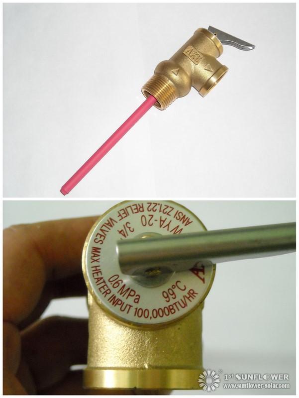 Press 227 O Temperatura Da V 225 Lvula De Al 237 Vio De Aquecedor