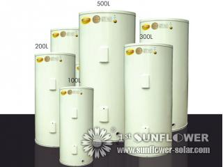 Pressurized Tank For Solar Heating Systems