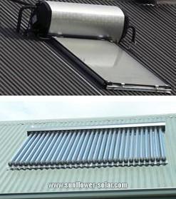 Solar-Warmwasser-Systeme - Solar Water Heater