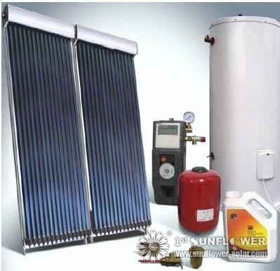 Vakuum R 246 Hrenkollektoren Solar Water Heater
