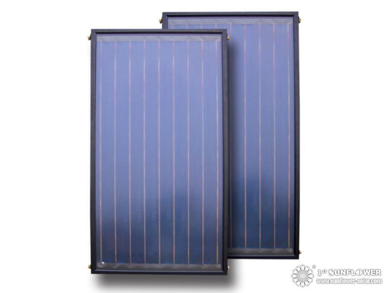 Colector solar del placa llano - Solar Water Heater