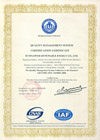 ISO9001:2008 Certification-en