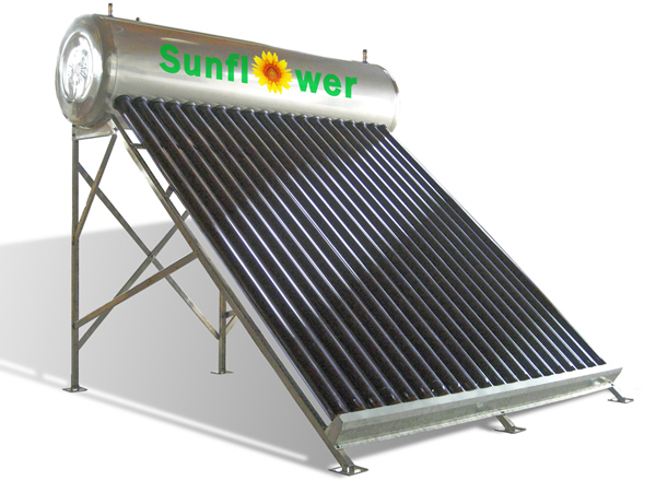 Sunflower Solar Solar Water Heater